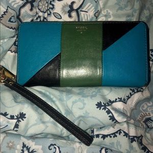 Like New Fossil Wallet